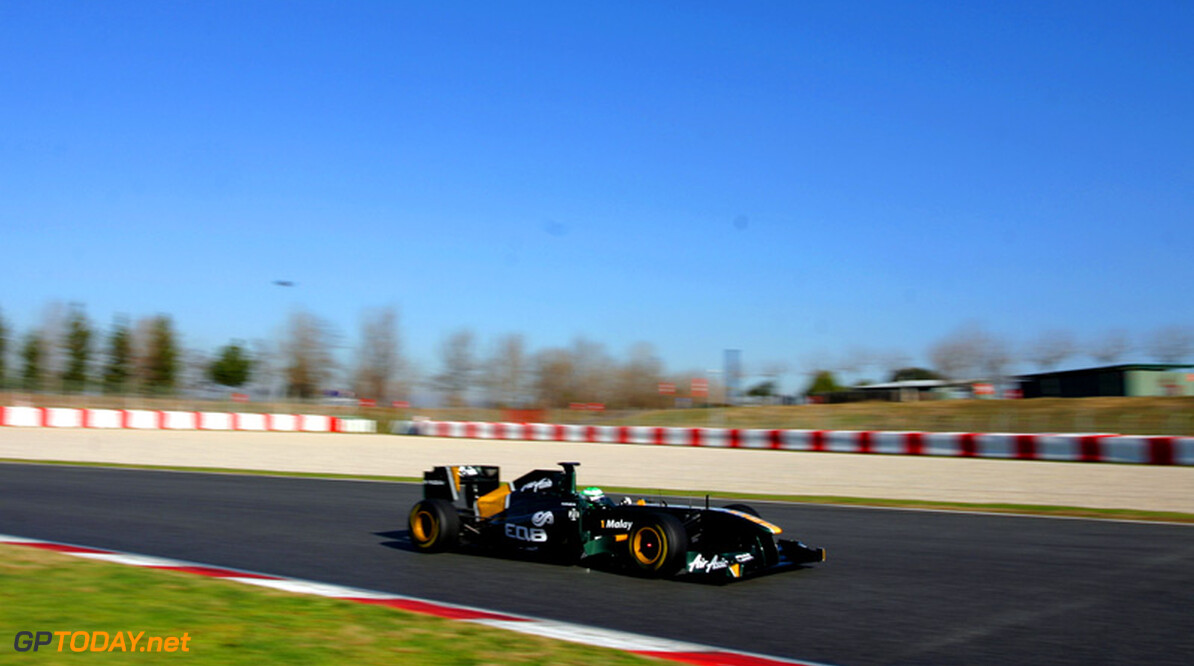 """Weer technische problemen bij Team Lotus: """"Frustrerend"""""""
