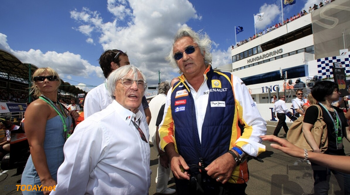 'Brilliant' Briatore could help this sport a lot - Alonso