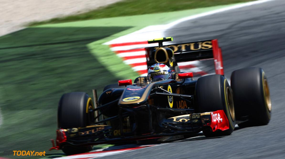Lotus Renault mag racen met huidige livery in Canada