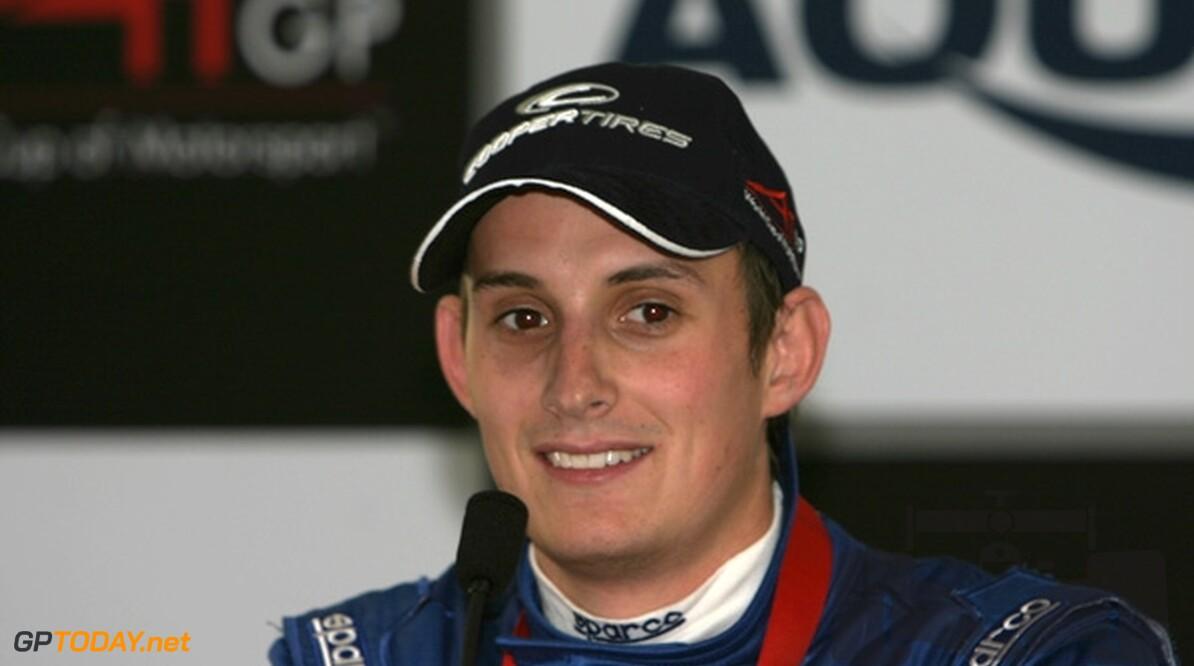 Oliver Jarvis op jacht naar testrol in Formule 1
