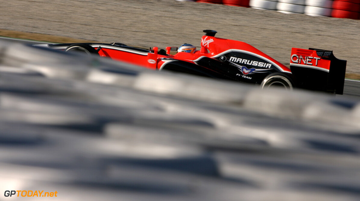 Marussia F1 Team kondigt CarPlan als nieuwe partner aan