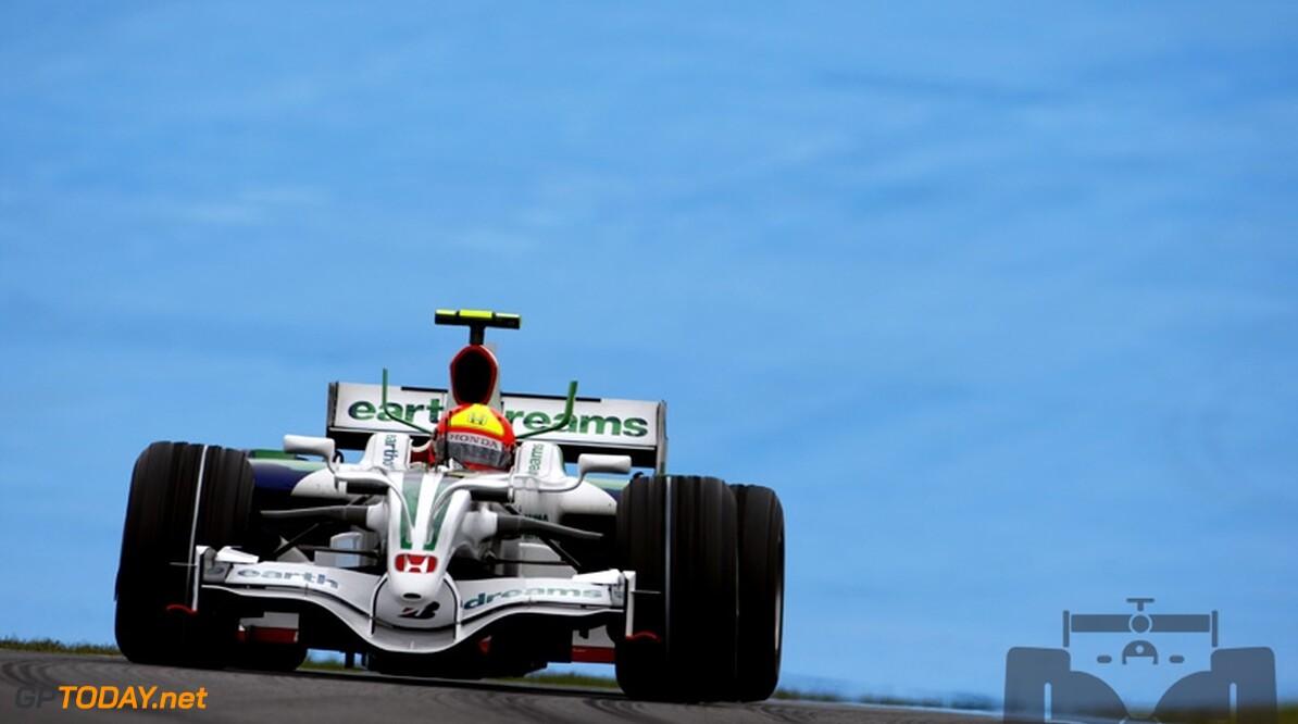 Barrichello tevreden met plaats in tweede kwalificatiesessie