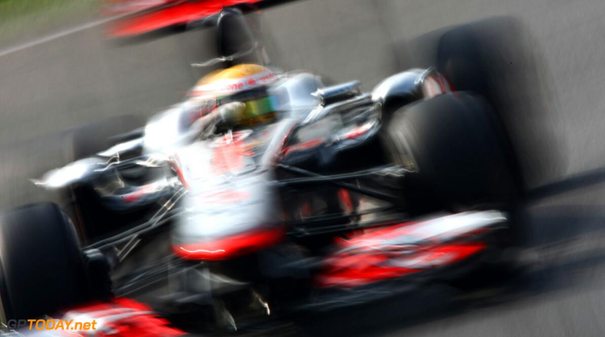 """McLaren: """"Hamilton doet wat nodig is om zich te herpakken"""""""