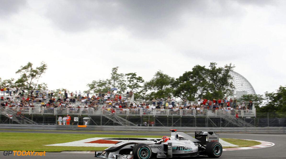 Schumacher niet bestraft voor incident met Massa, Alguersuari krijgt reprimande