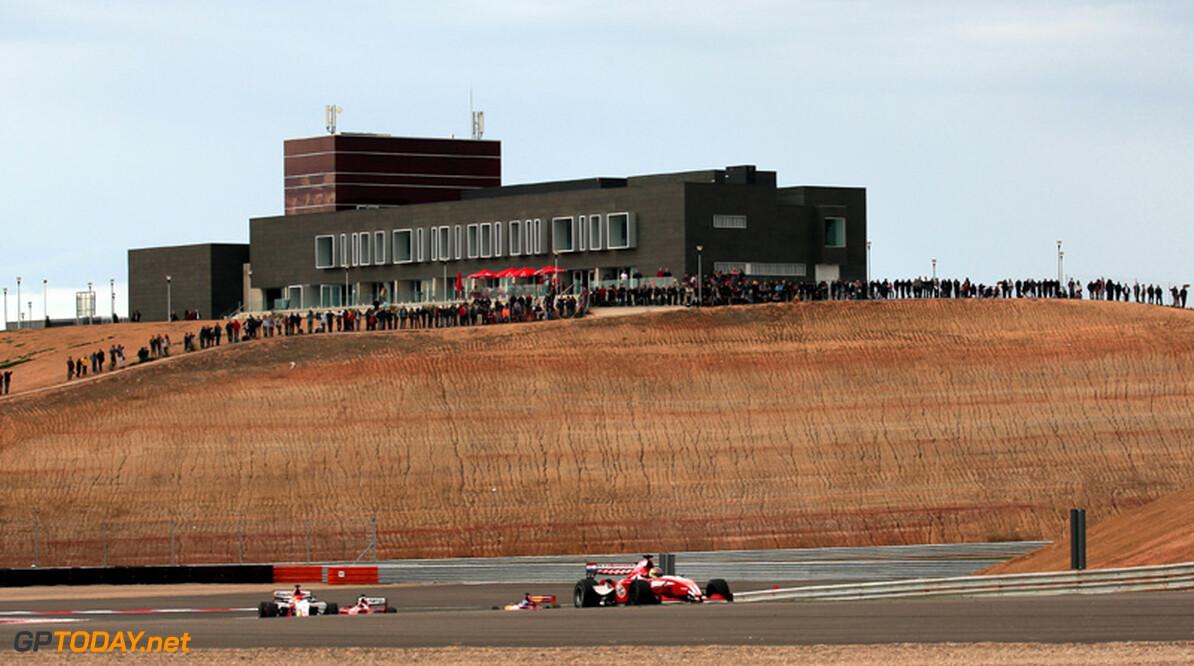 Superleague Formula test eind augustus twee dagen op Navarra