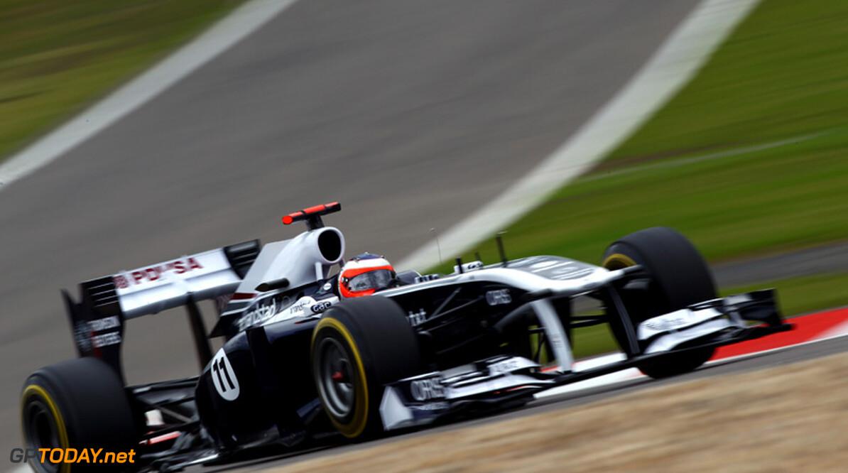 Barrichello blij met voorsprong in kwalificatieduel met Maldonado