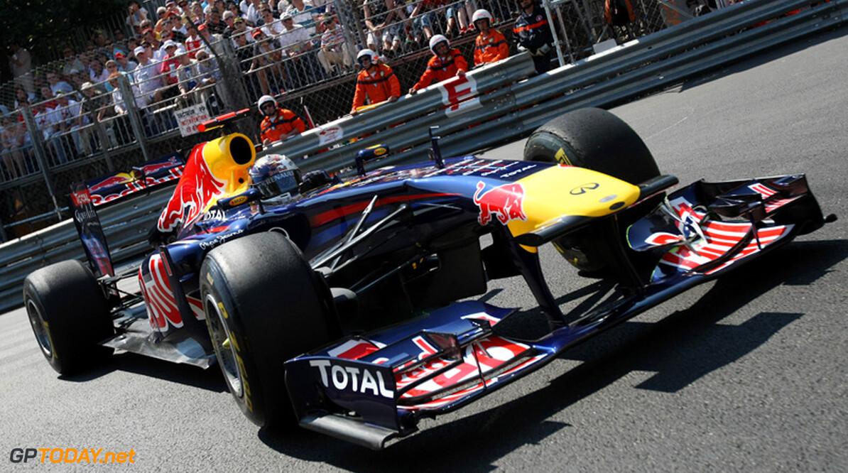"""Polesitter Sebastian Vettel: """"Het kan niet beter"""""""
