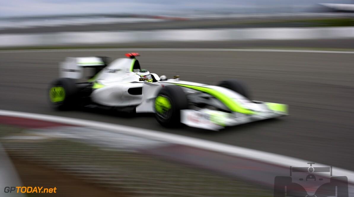 Brawn GP begint met significante upgrade aan seizoensslot
