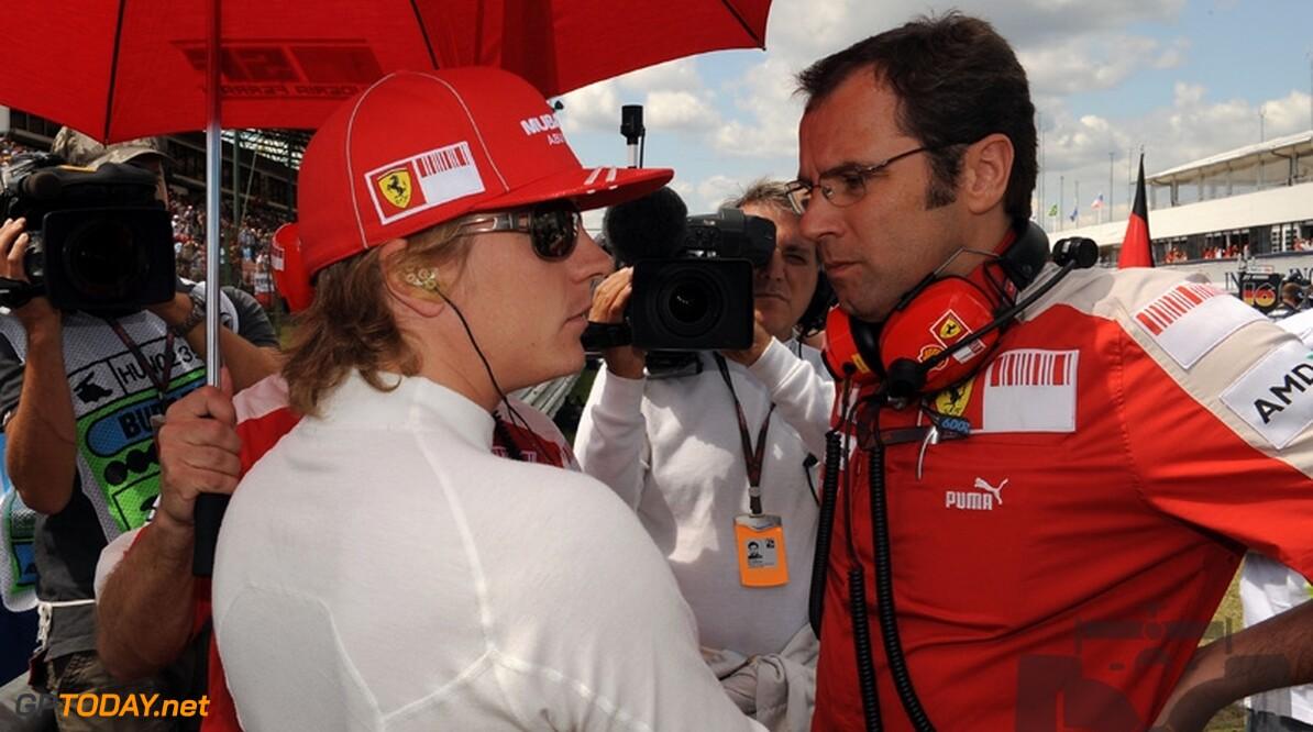 Raikkonen zwakt kansen op verbintenis bij Mercedes GP af