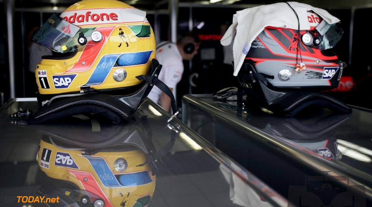 McLaren gaat in beroep tegen tijdstraf Hamilton