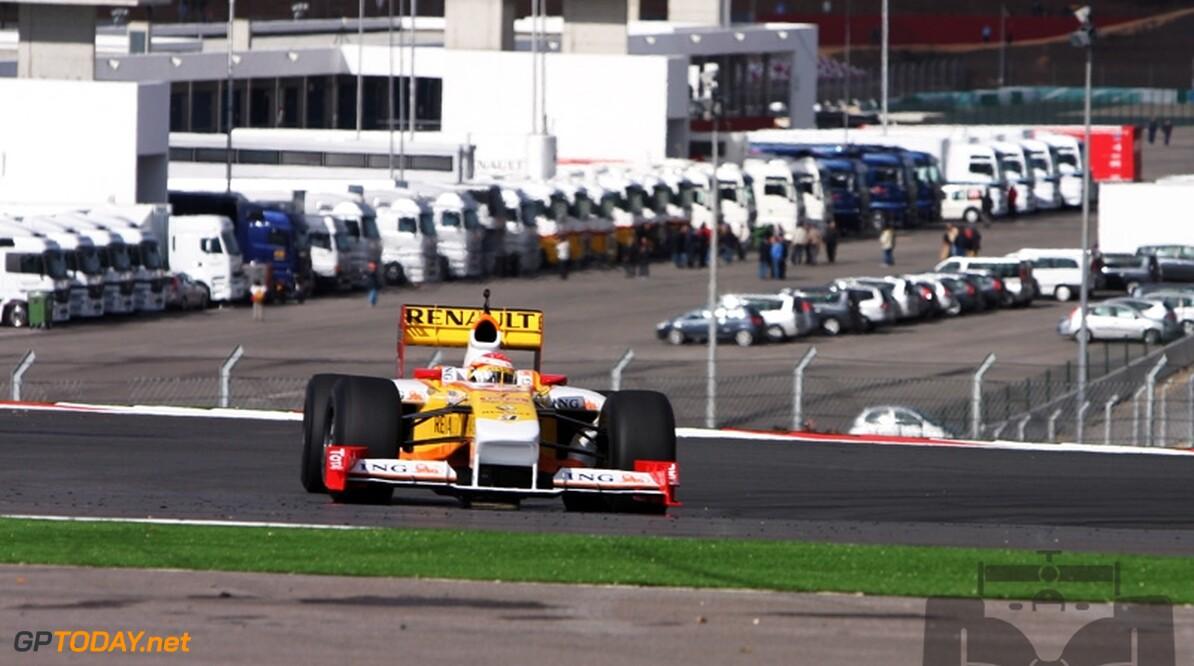 Vrijdag nieuwe crashtest Renault R29
