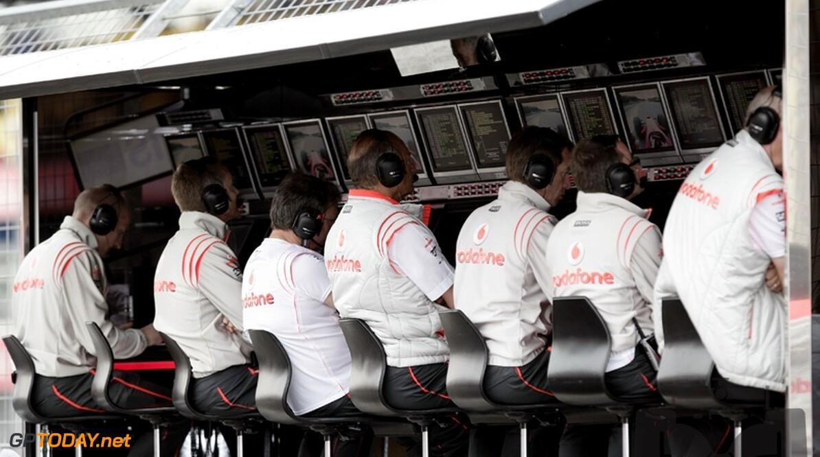 McLaren krijgt geen zeggenschap over line-up Force India