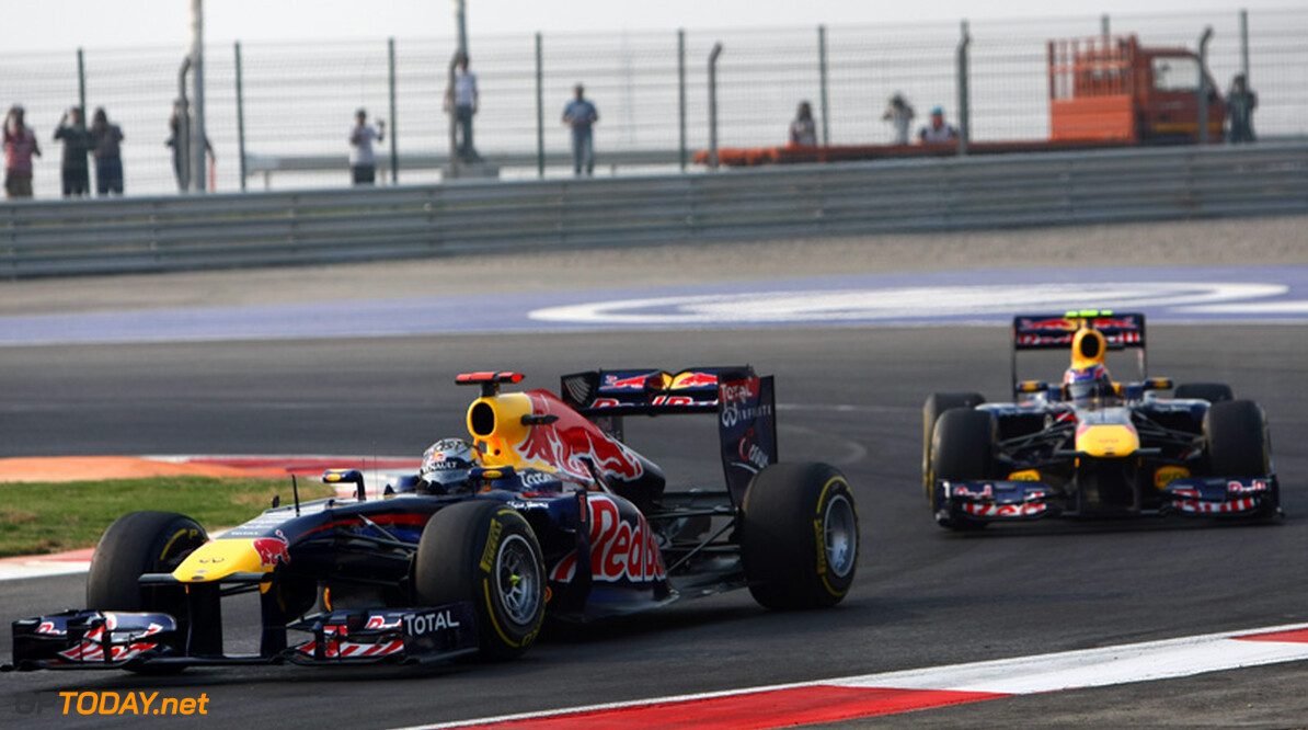 Red Bull Racing weigert RRA nieuwe stijl te ondertekenen