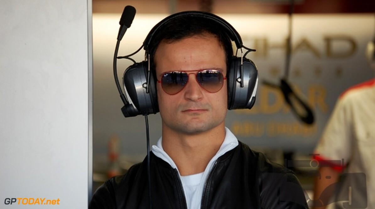 Liuzzi ziet Force India wel zitten