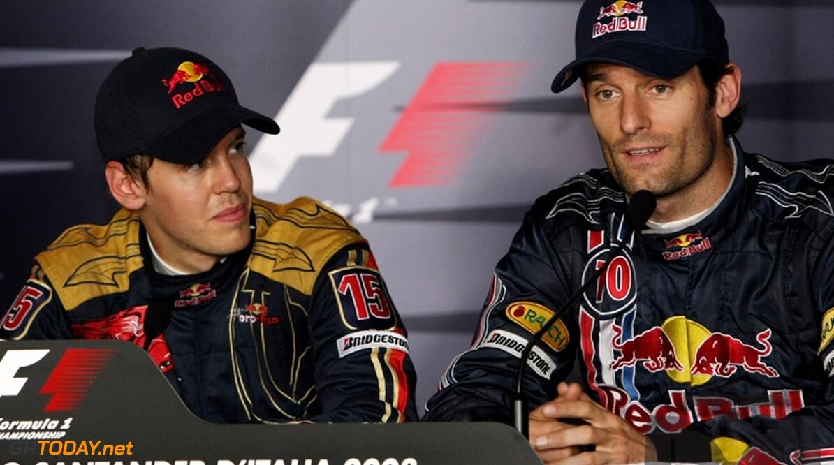 """Coulthard: """"Vettel kan Webber in de problemen brengen"""""""