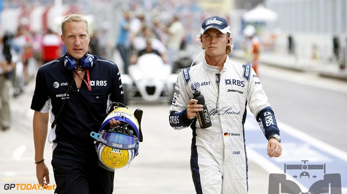 Rosberg niet van plan tweede viool te spelen bij komst Schumacher