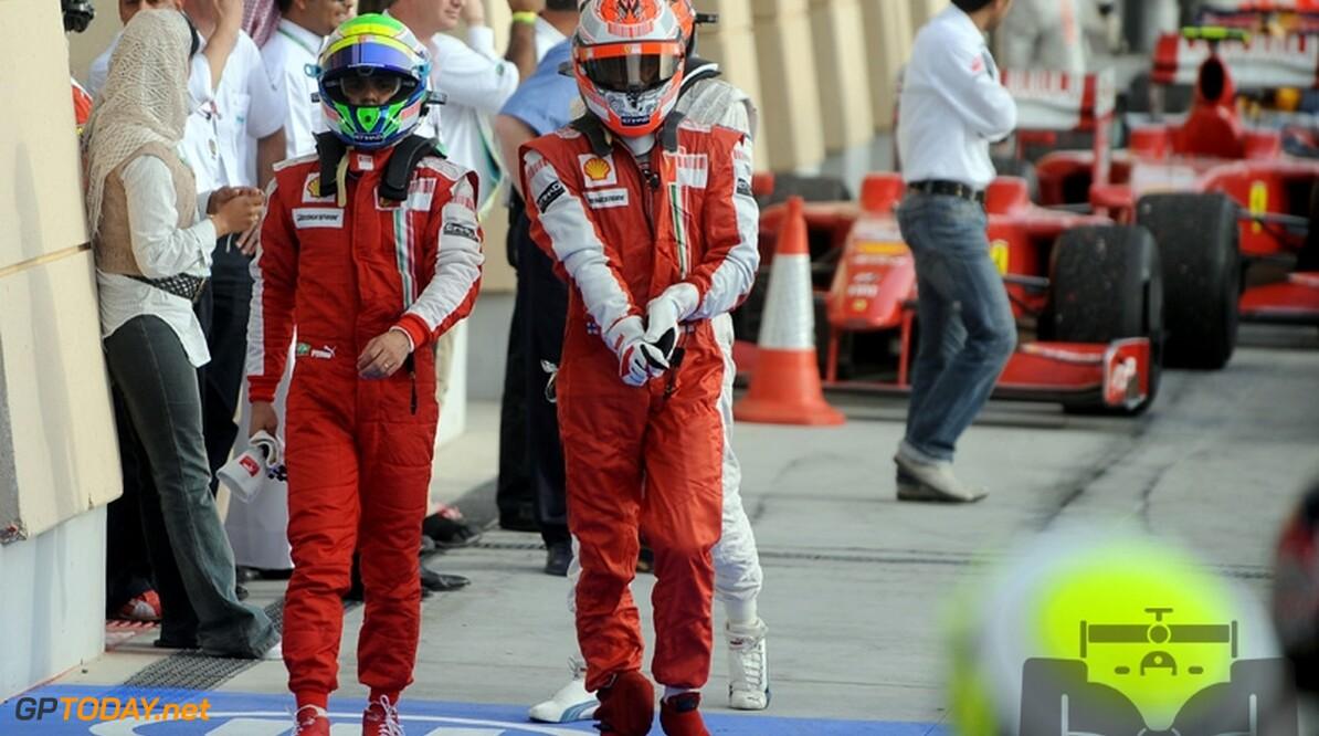 """Gefrustreerde Ferrari-teambaas: """"Dit is onacceptabel"""""""