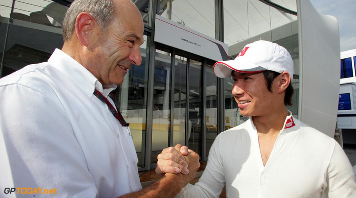 """Sauber: """"Kobayashi inspireert iedereen binnen het team"""""""