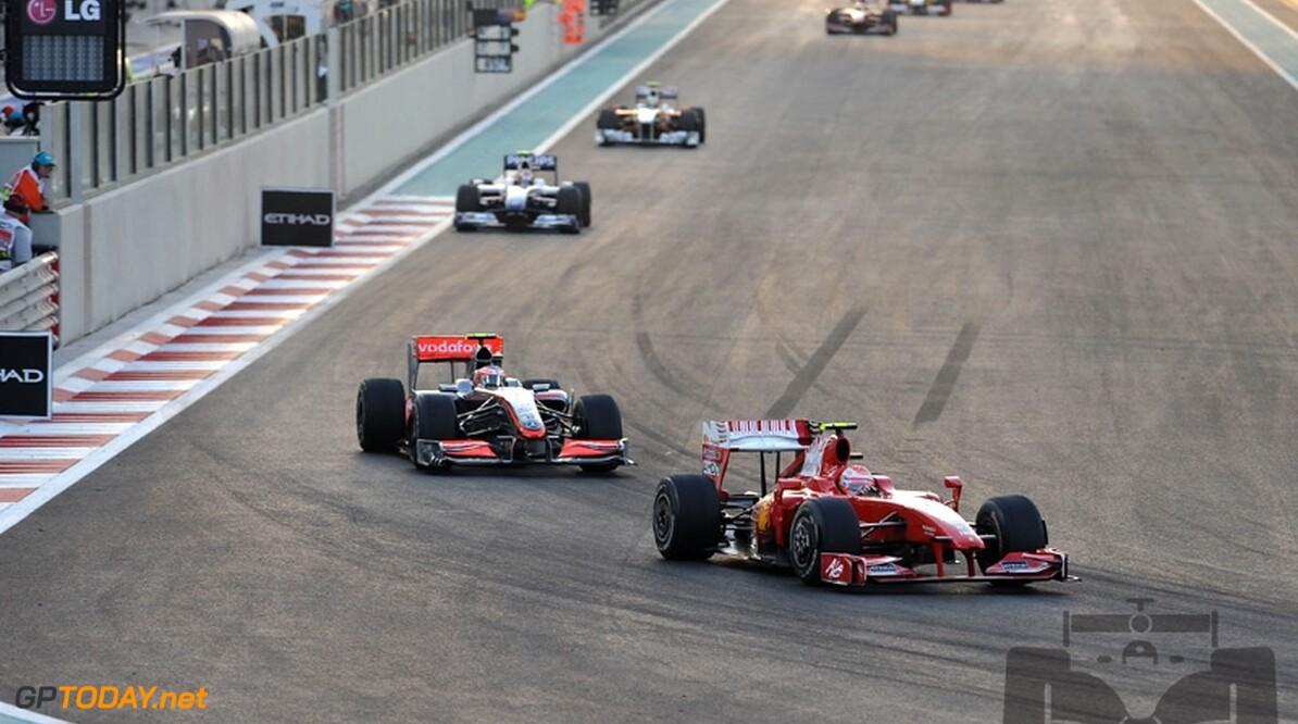 Teams stemmen in met nieuwe bandenregel voor 2010