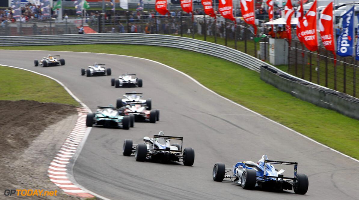 FIA publiceert schema voor Europees Formule 3-kampioenschap