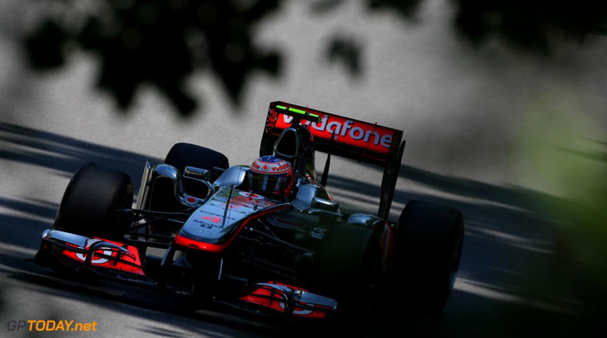 Matt Parry voldaan na test met McLaren MP4-26 uit 2011