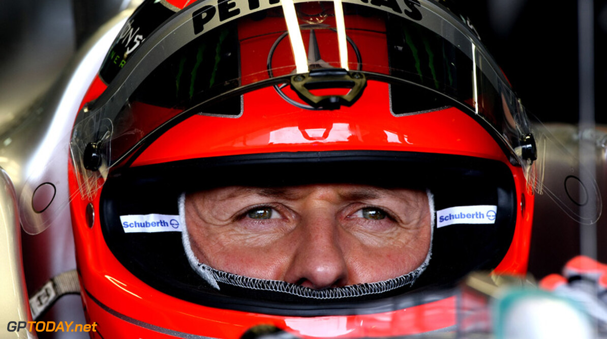 Manager Schumacher sees 'no alternative' to silence