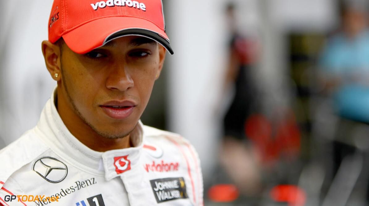 Lewis Hamilton pakt eerste pole van het seizoen in Korea