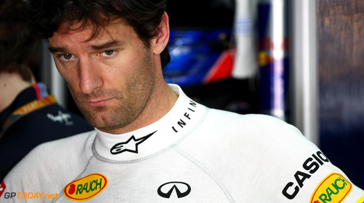 """Red Bull Racing: """"Winst in Brazilië een opsteker voor Webber"""""""