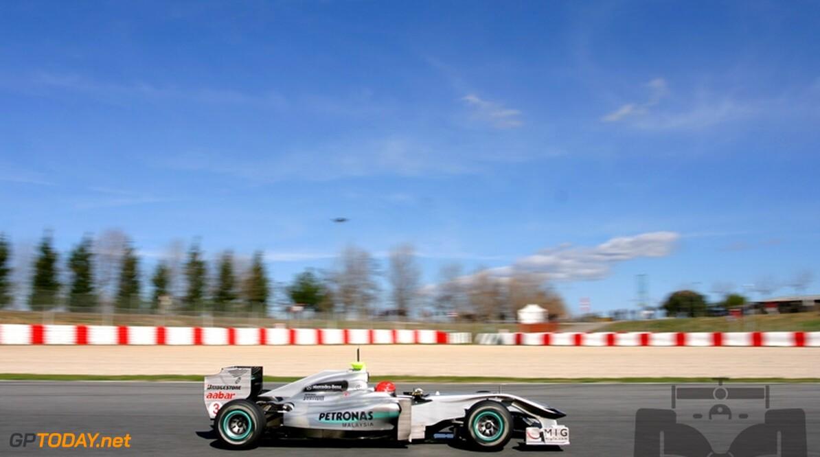 """Schumacher: """"We zullen niet winnen in Bahrein"""""""