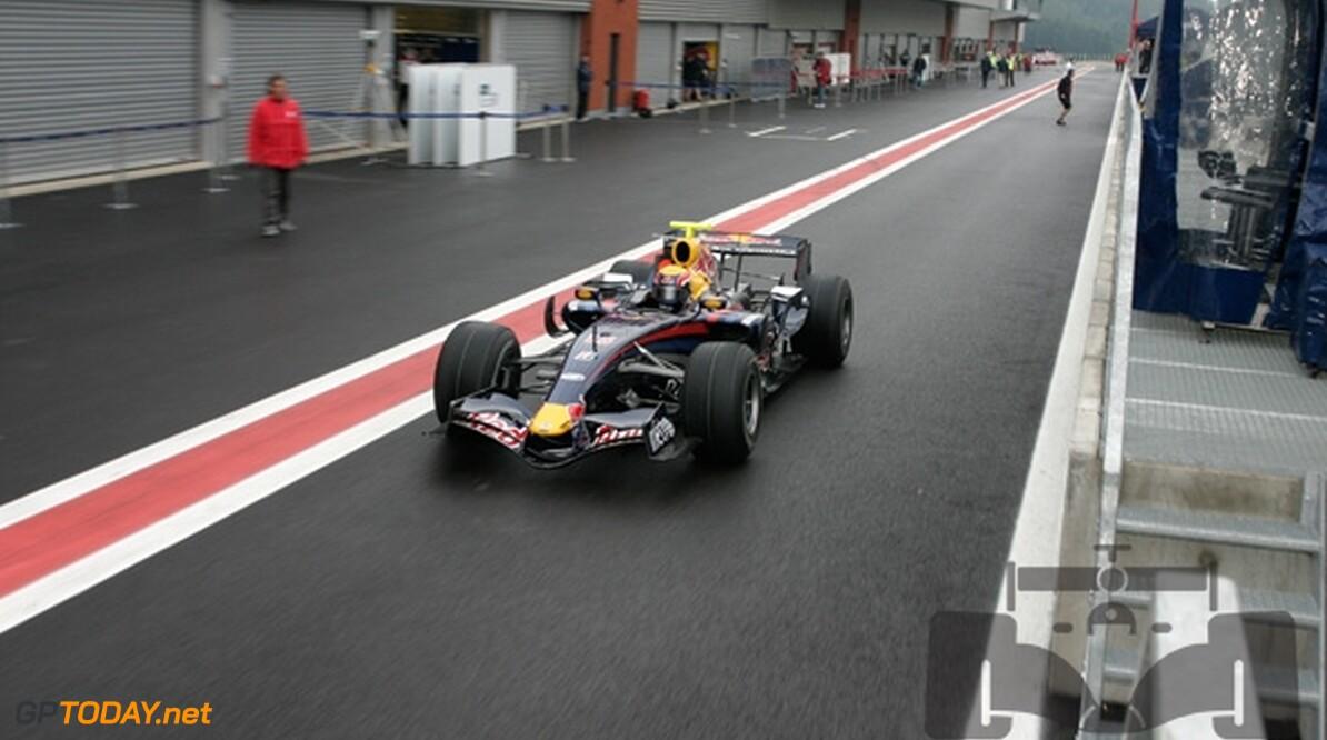 Red Bull Racing hoopt Williams nog in te halen
