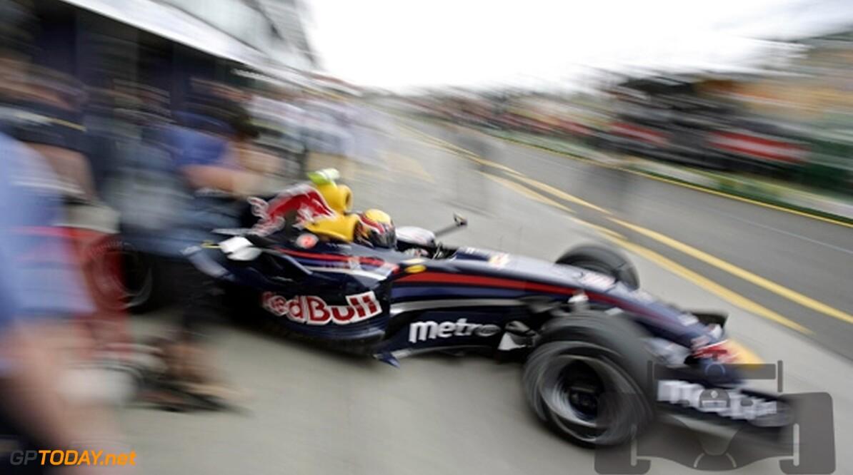 Webber prijst vooruitgang van Red Bull Racing