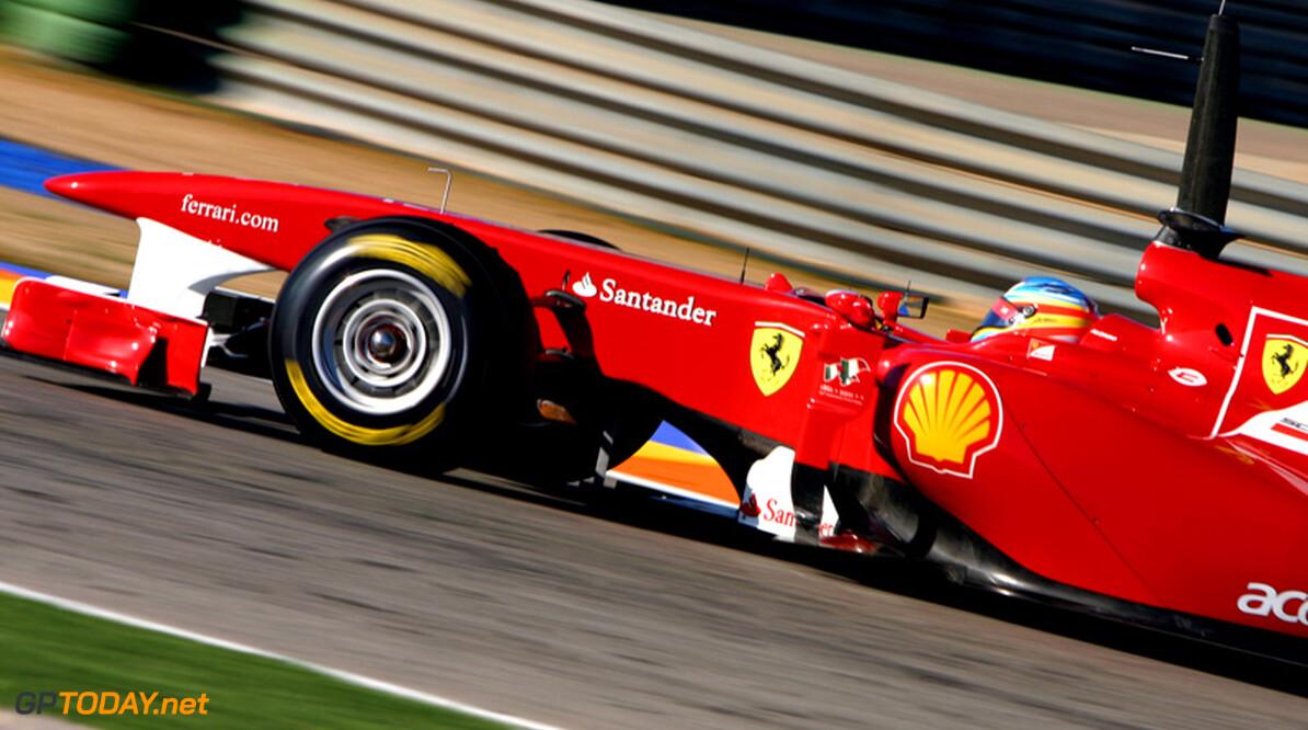 Valencia dag 2: Alonso met F150 naar beste tijd
