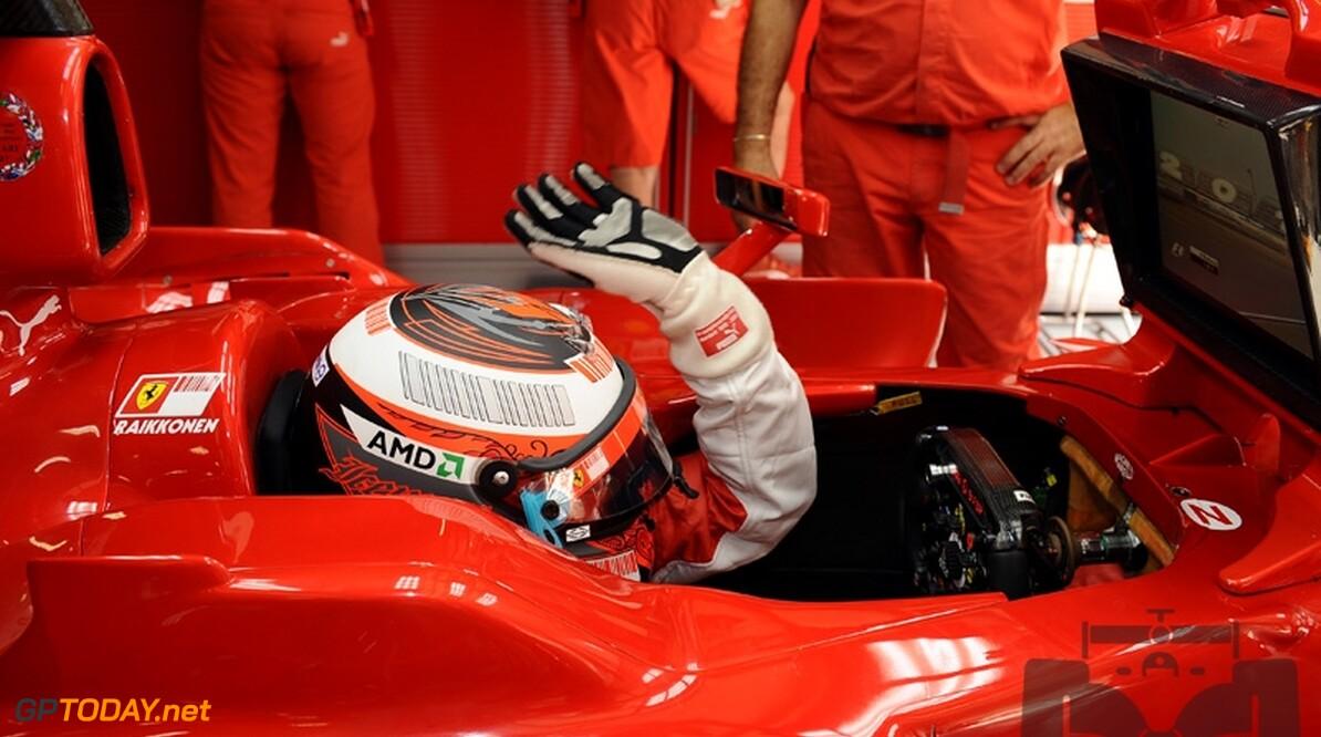 """Raikkonen: """"Zonder uitzicht op iets is racen niet zo interessant"""""""