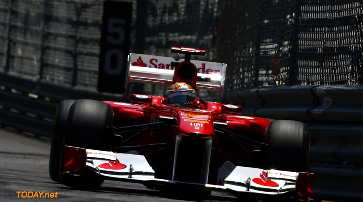 VT3: Fernando Alonso ruim aan kop, megaklapper Rosberg