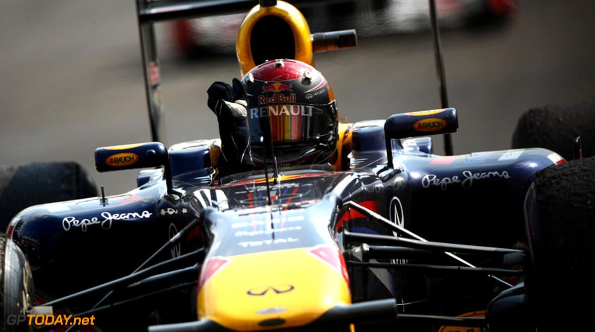 """Michael Schumacher: """"Vettel krijgt het zwaarder in 2012"""""""