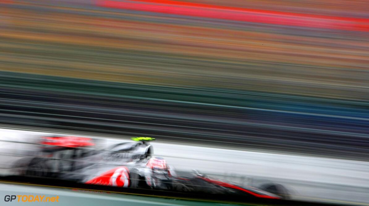 McLaren vervangt titanium diffuser voor lichter exemplaar
