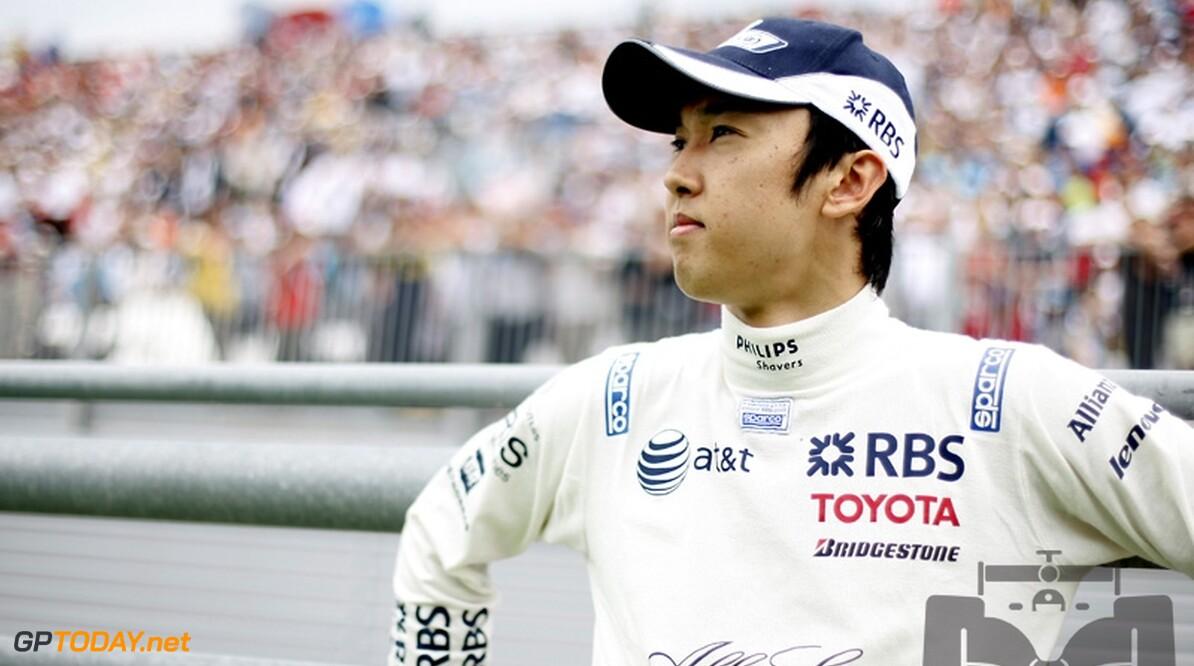 Nakajima gespannen voor eerste thuisrace