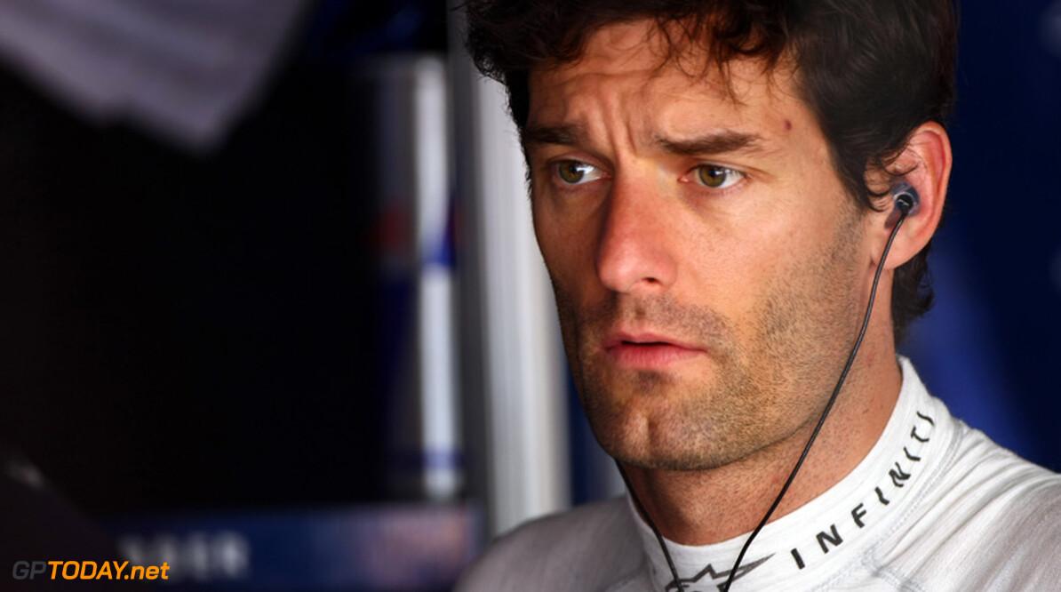"""Webber: """"Druk hoger op Vettel voor 2012, hij verdedigt een titel"""""""