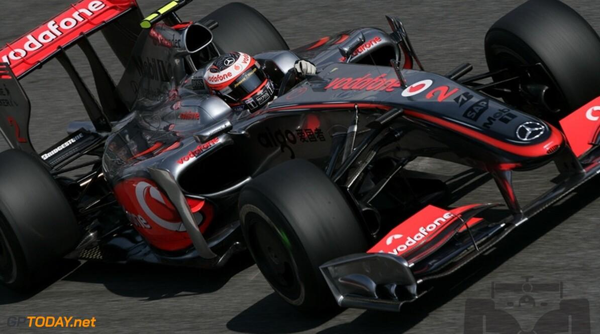 VT2: McLaren deelt lakens uit op eerste dag in Abu Dhabi