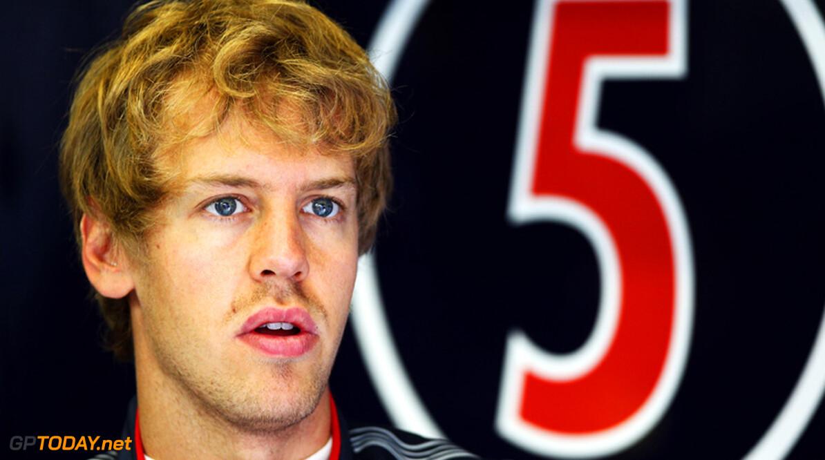 """Kampioen Sebastian Vettel: """"Ik ben een beetje sprakeloos"""""""