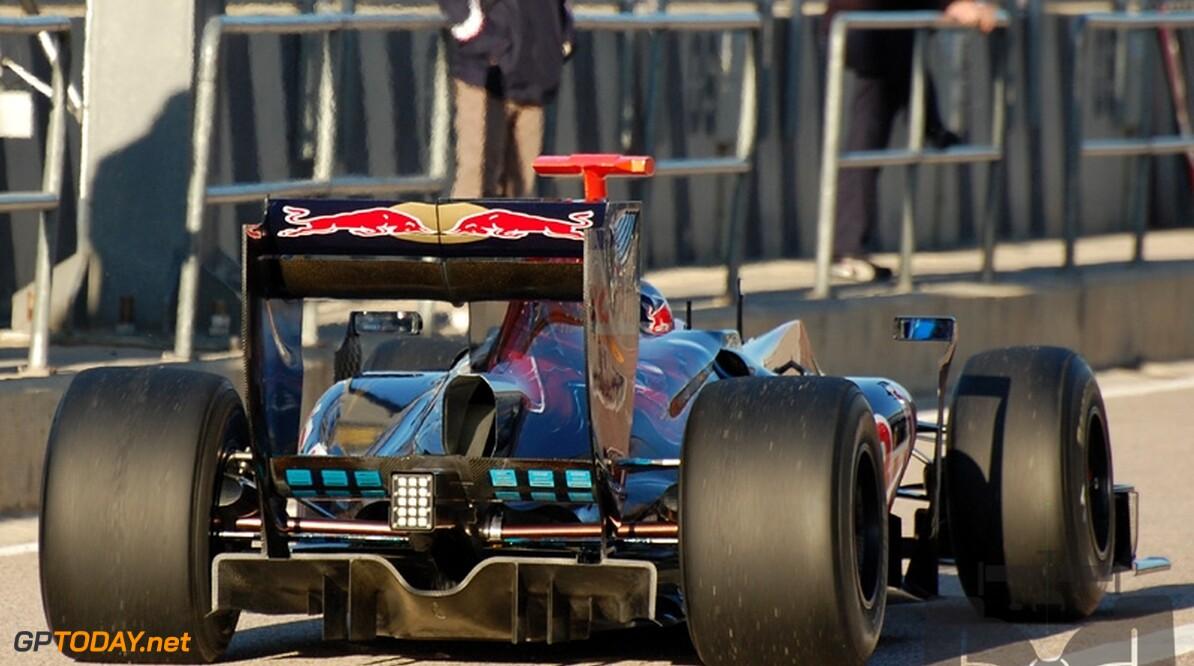Toro Rosso denkt aan presentatie STR6 voor test in Valencia