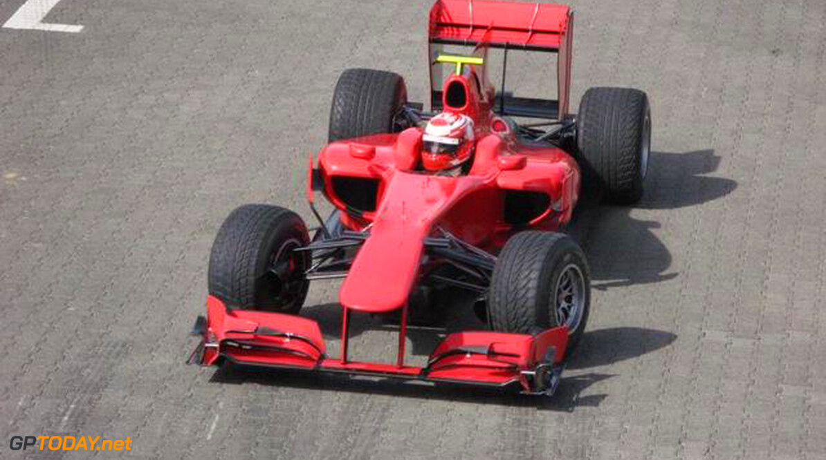 <strong>Historie:</strong> Haven't made the grid: Het volledige verhaal van de Toyota TF110