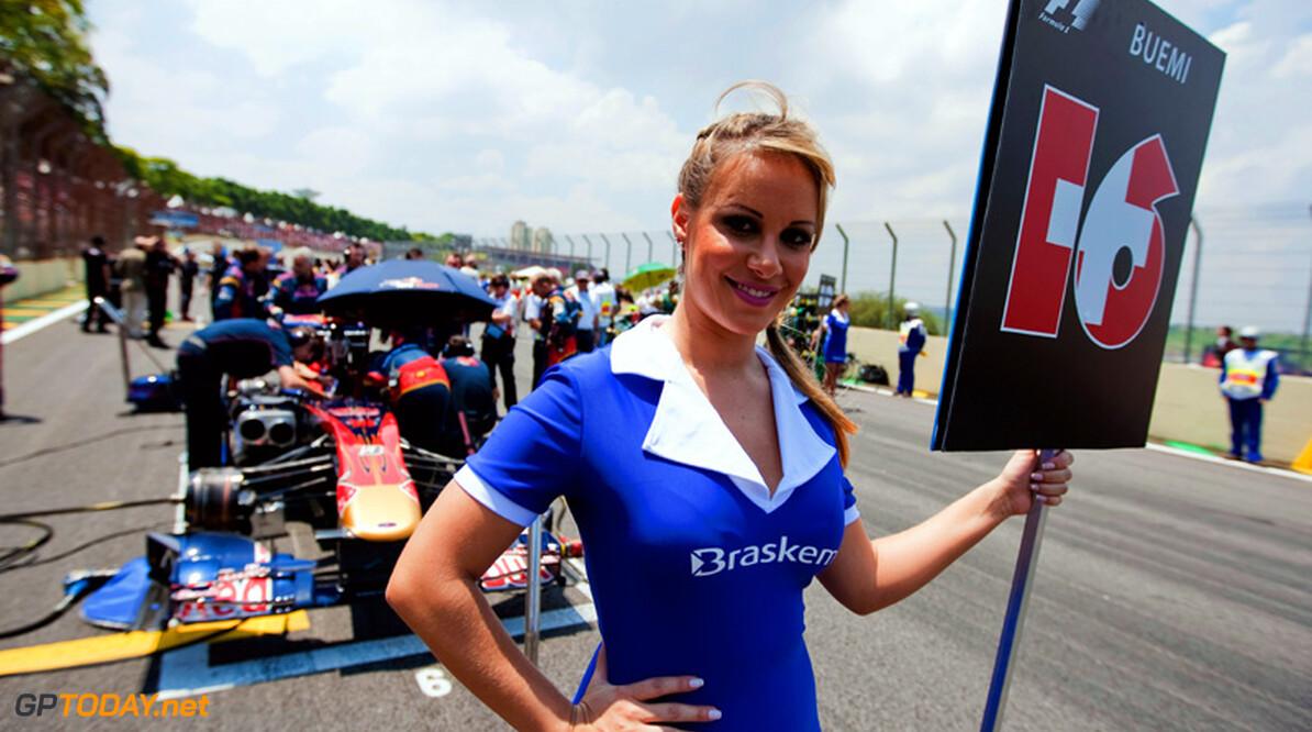 Brazilië komt met mix van grid boys en grid girls