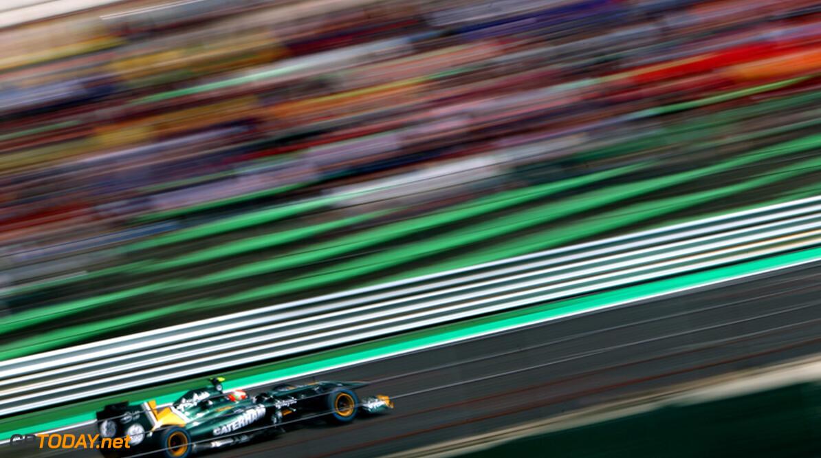 Team Lotus begint in 2012 aan het jaar van de waarheid