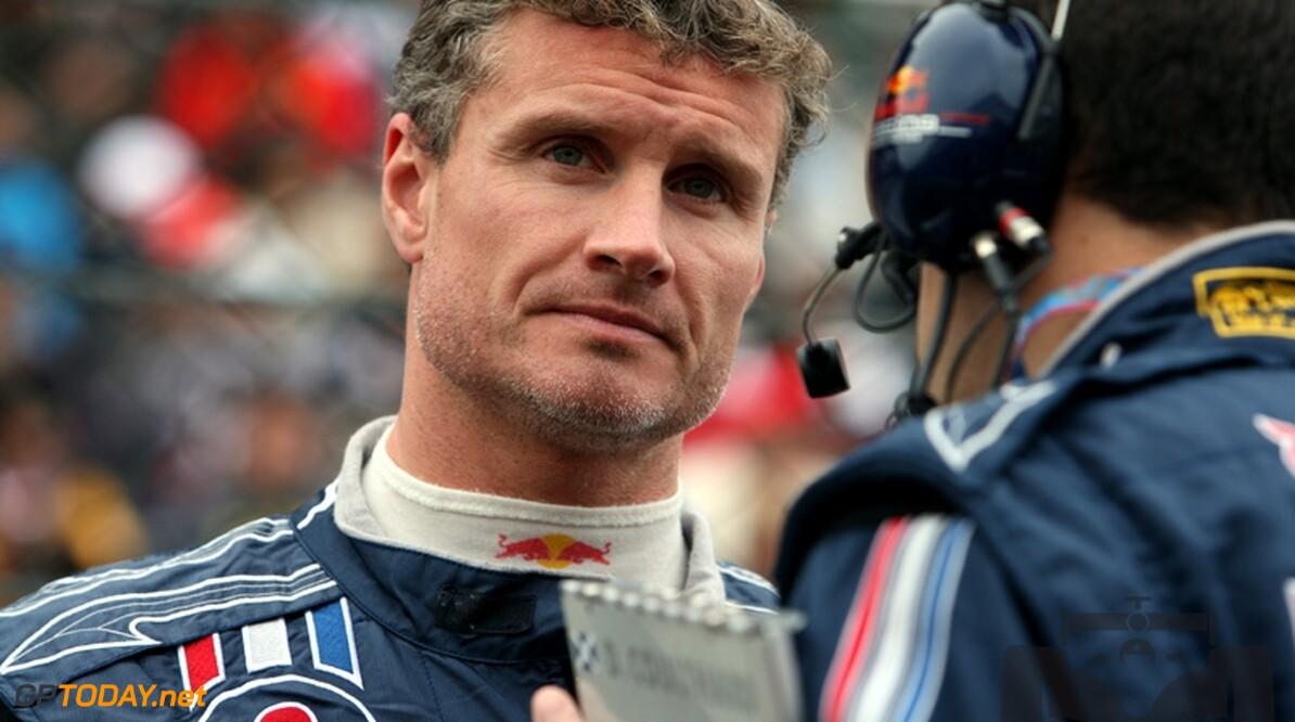 David Coulthard mogelijk nieuwe commentator bij BBC