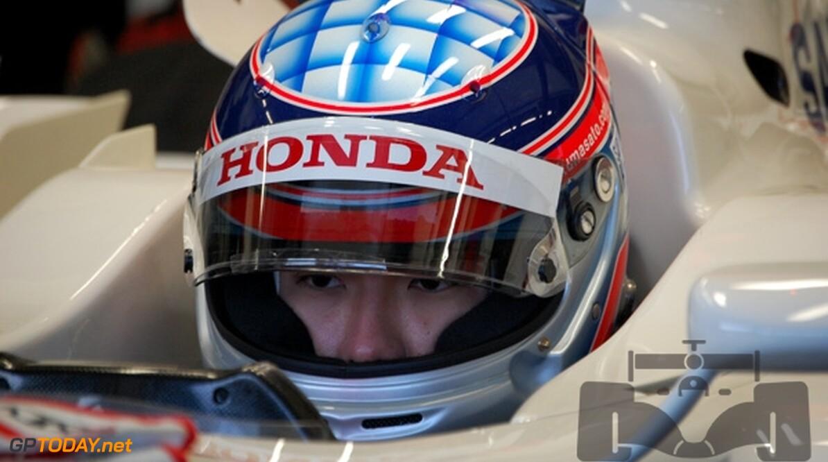 Takuma Sato heeft het hoofdstuk Formule 1 nog niet afgesloten