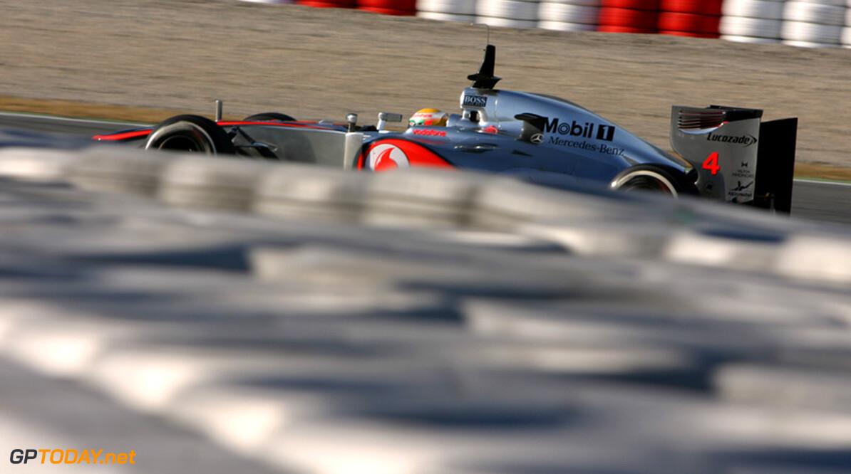 Vettel onder de indruk van snelheid McLaren in lange runs