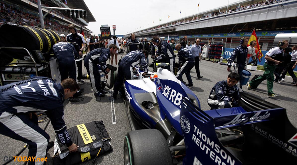 Williams blijft Cosworth trouw voor volgend seizoen