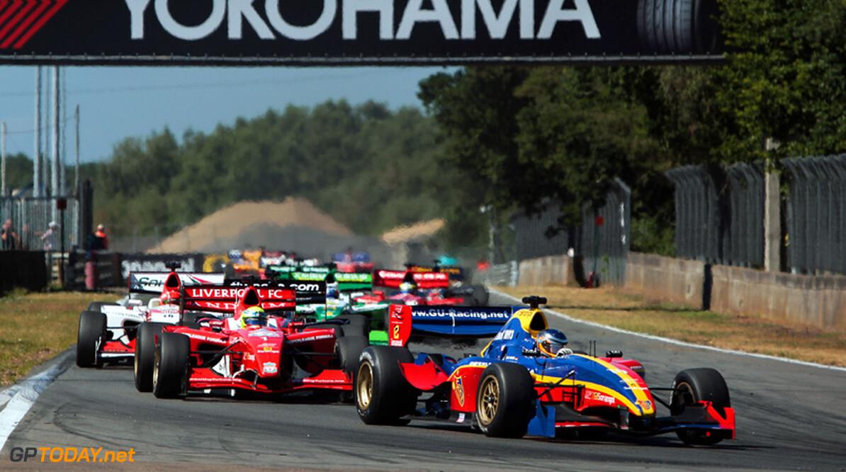 Max Wissel voegt zich in Zolder bij Superleague Formula-veld