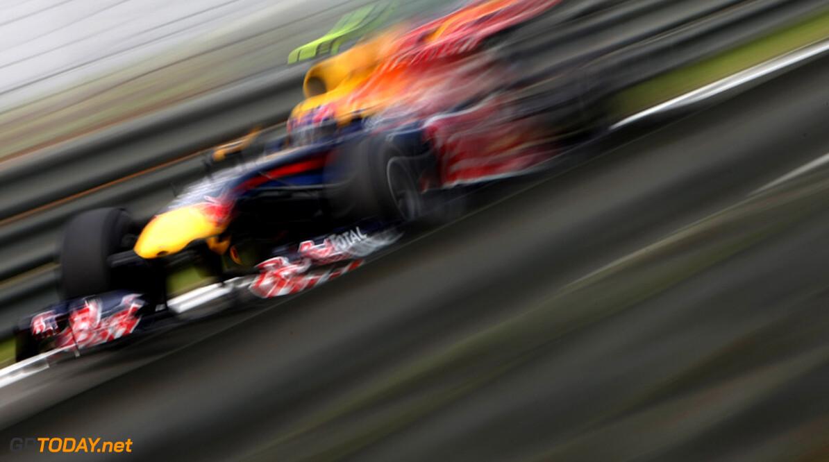 2011 Chinese Grand Prix -  Friday Shanghai International Circuit, Shanghai, China 15th April 2011 Mark Webber (AUS), Red Bull Racing World Copyright: Andrew Hone / Formula Press / LAT Photographic